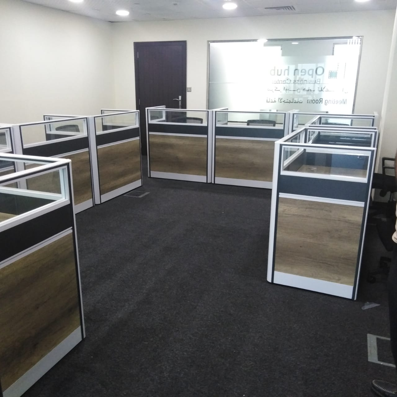 Office space in Dubai Airport Road, cargo villages