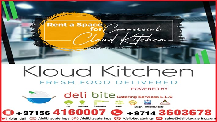 Cloud Kitchen Available in Al Quoz 2