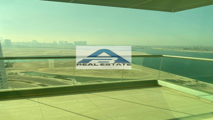 No Fee - Two Bedrooms Sea View ! Balcony ! Facilities ! Reem Island