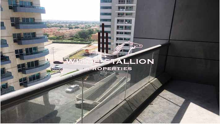 38K CHILLER FREE + 2 PARKING LARGE 1BHK IN HAMZA TOWER