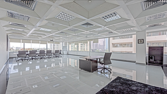 Commercial Office Space, Estedama Office & Sharing Offices for Rent in Riggat Al buteen (port Saeed)