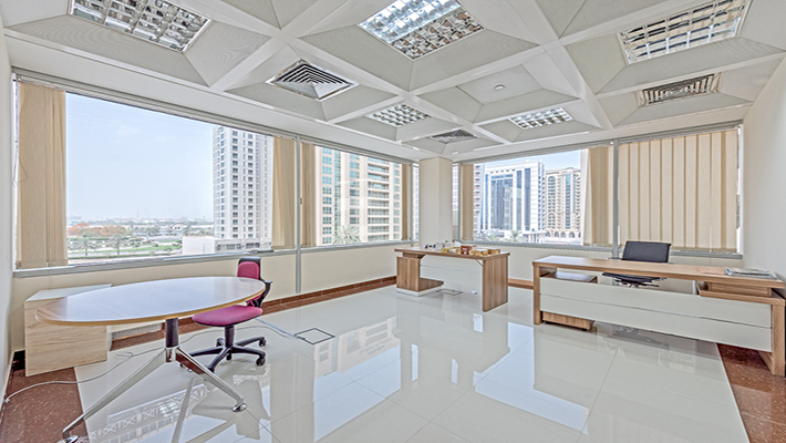 Fitted office - Deira Port Saeed- 2 Months FREE