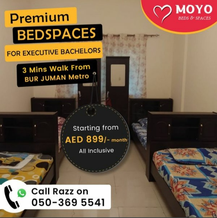 BRAND NEW PREMIUM BEDSPACES & ROOMS AVAILABLE FOR EXECUTIVE BACHELORS