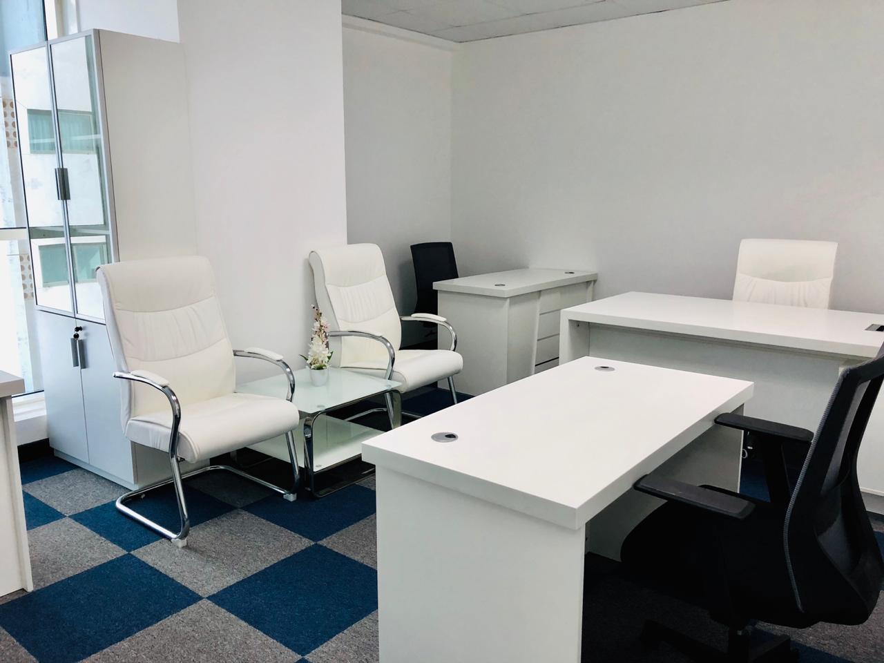 Serviced Office | Near Metro station | With full yr Ejari
