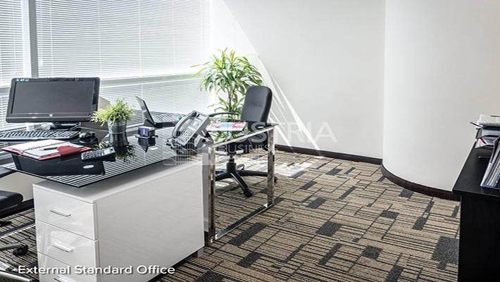 Serviced Office in Media City
