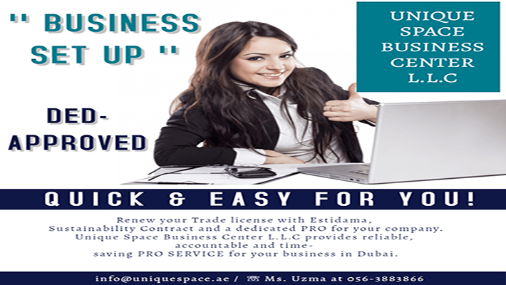 Renew Your Trade License / Ejari Full Year Contract In 5000/- AED Only-Free PRO Service