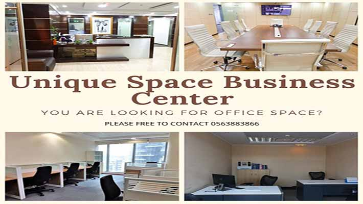 Get Comfortable Office Space-Free WIFI-DEWA Meeting Room - Easy Access To Metro In Deira